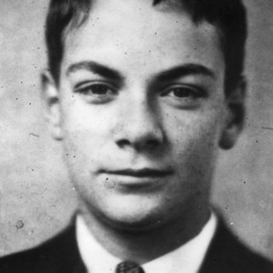 Richard Feynman in his early years