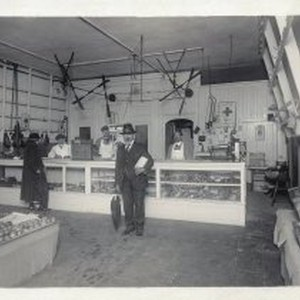 Asa Casner's Butcher Shop