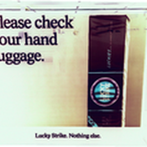 Please Check your hand Luggage