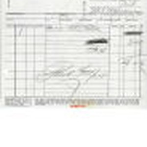 Invoice from The Wholesale Supply Co., Los Angeles (Calif.) to Herschensohn Productions, ...