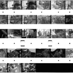 Overseas Weekly Contact Sheet 16038