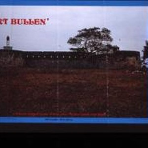 """Fort Bullen"" A historical landmark located at Barra across the River Gambia ..."