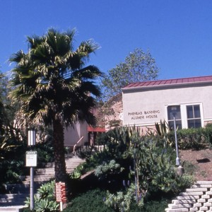 UCI buildings: Alumni house