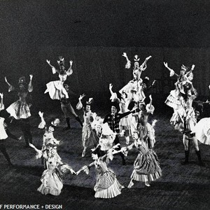 San Francisco Ballet in Christensen's Caprice, 1961
