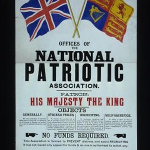 Offices of the National Patriotic Association. Patron: His Majesty the King. Objects ...
