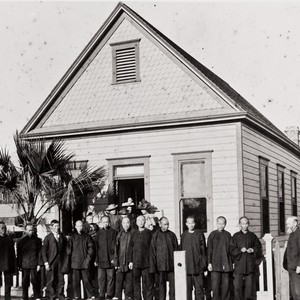 Chinese Congregational Church : 1006 Chapala Street, Santa Barbara ; Mr. McKinley, ...