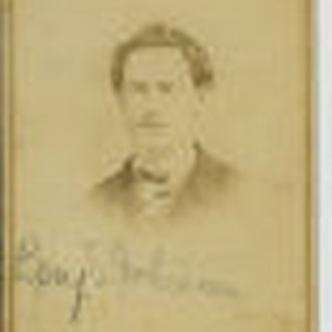 Benjamin Johnson, relative connected to the Sullivan-Gilliam pioneer families of Green Valley ...