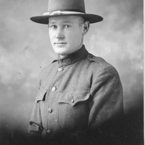 Weaver Lieban (World War I, Tulare County)