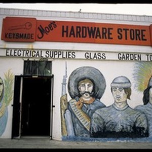 Las tres culturas, Boyle Heights, 1974 (restored 1981 and 1986)