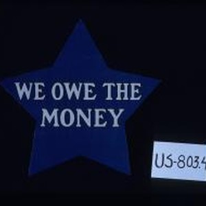 We owe the money