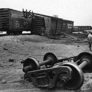 Industry Union Pacific train derailment