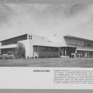 New campus-Agricultural Science building-0001