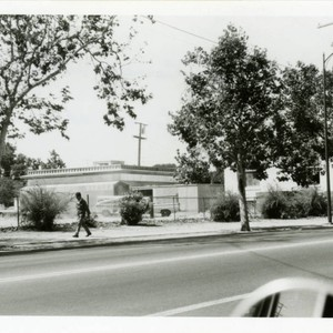 1980, East San José Carnegie, expansion site