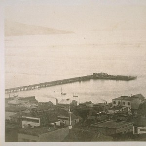 Meiggs Wharf at North Beach at the foot of Powell St. About ...