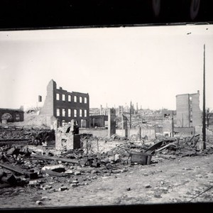 [General view of San Francisco after the 1906 earthquake and fire]