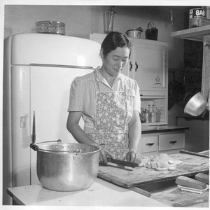 Mrs. Harumi Yamasaki is preparing dinner for her employer. She and her ...