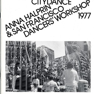 Cover of City Dance, Booklet, 1977