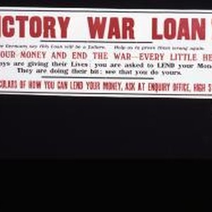 Victory war loan. The Germans say this loan will be a failure. ...