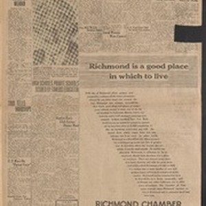 Richmond Record Herald - 1930-01-11