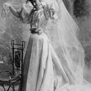 Wedding Portrait of Bee Patrick Compton