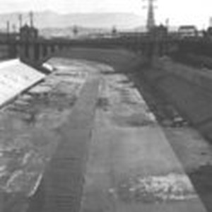 [Los Angeles River]
