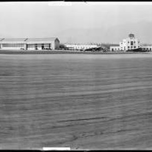Western Air Express dedication, Alhambra. April 19, 1930
