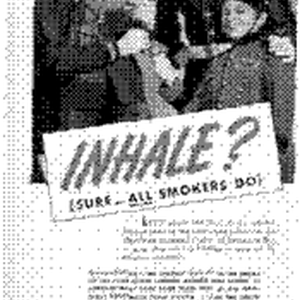 Inhale? (Sure__All Smokers Do)