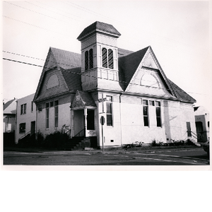 Humanity Mission Baptist Church, 1051 54th Street, 1989