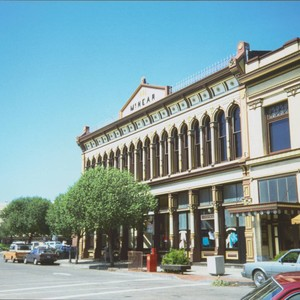 McNear Building., Petaluma, California, 1986