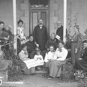 Group of Swiss missionaries, Pretoria, South Africa, ca. 1896-1911