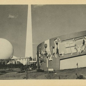 "Murals at the World's Fair of 1940, New York - ""Medicine,"" by ..."