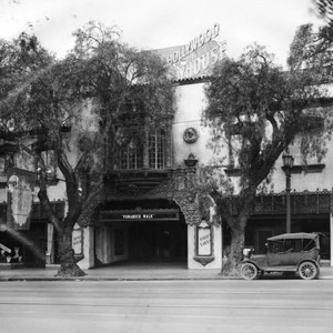 Entrance, Hollywood Playhouse