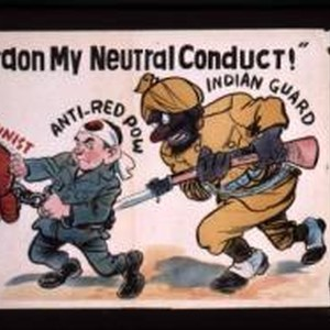 """Pardon my neutral conduct."""