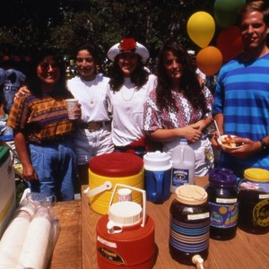 Celebrate UCI 1993 celebration with food booths, families, and dramatic performances.