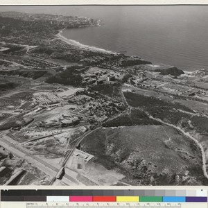 San Diego campus. Revelle College (center of photo) is first of 12 ...