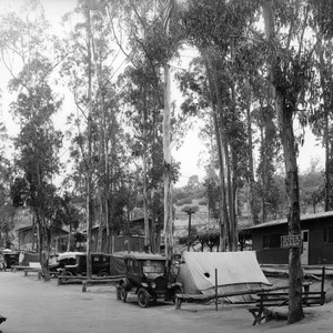 Elysian Park camping ground