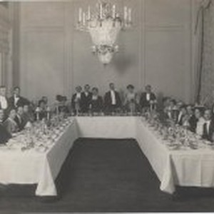 Early Days of the Mercury Banquet
