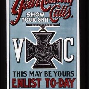 Your country calls. Show your grit. This may be your, enlist today. ...