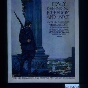 Italy defending freedom and art. How to help our brave ally: - ...