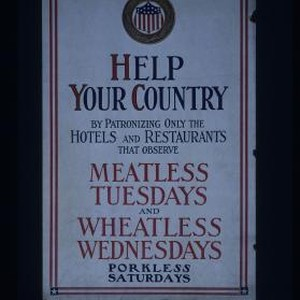 Help your country by patronizing only the hotels and restaurants that observe ...
