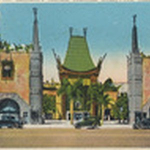 Grauman's Chinese Theatre, Hollywood, Calif., 774