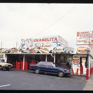 Chabelita Tacos, Los Angeles, 1985-1990
