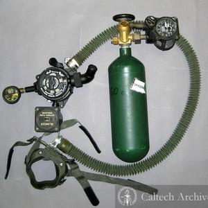 Breathing Apparatus for Glider