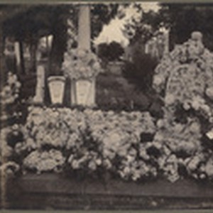 [Cathrine E. Ross funeral]