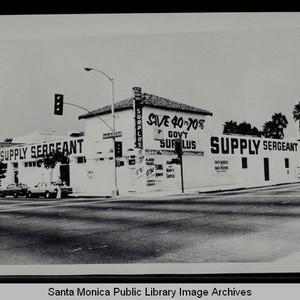 Supply Sergeant 631 Santa Monica Blvd Santa Monica