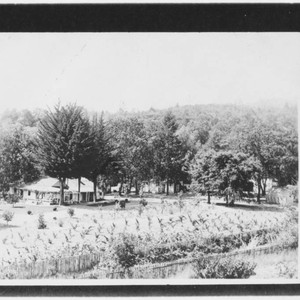 Unidentified early home in Sonoma County, California