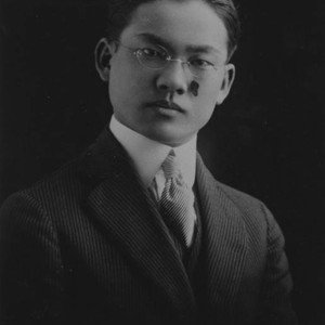 Portrait of Korean American representative