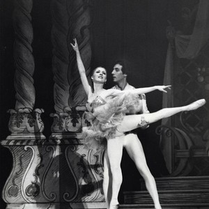Lynda Meyer and Vane Vest in Christensen's Nutcracker, 1978