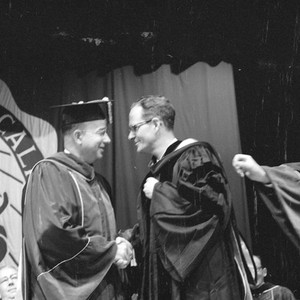 Inauguration of Chancellor Daniel G. Aldrich