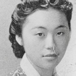 Miyoko Iwamoto, Lompoc High School, Class of 1939. Miyoko was known as ...